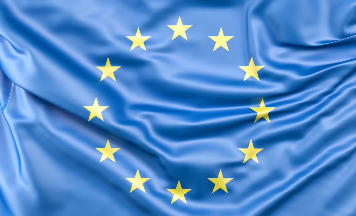 Flag of European Union 1